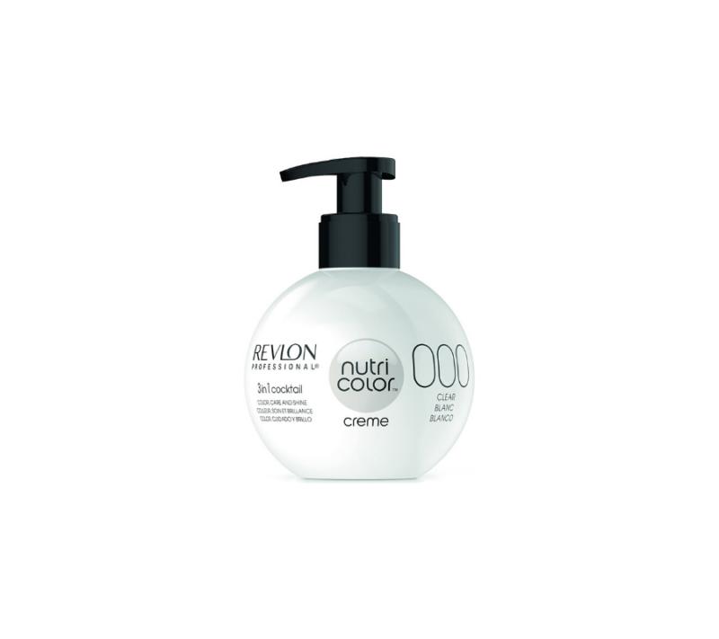 Revlon Nutri Color 000 Clear Blanc 270ml