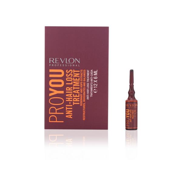 Revlon Pro You Ampollas Anti-Hair Loss 12x6ml