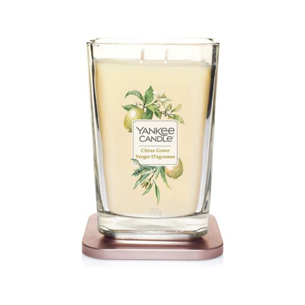 Yankee Candle Vela En Tarro Citrus Grove 552gr
