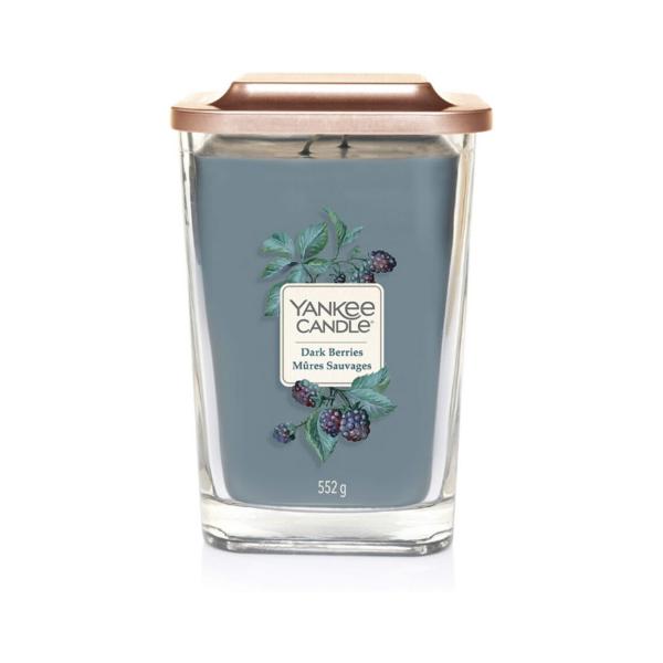 Yankee Candle Vela En Tarro Dark Berries 552gr