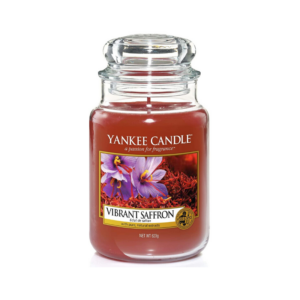 Yankee Candle Vela En Tarro Vibrant Saffron 623gr