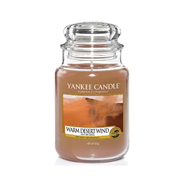 Yankee Candle Vela En Tarro Warm Desert Wind 623gr