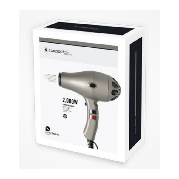 Perfect Beauty Compact Dry 2000w Profesional Color Arena Mate
