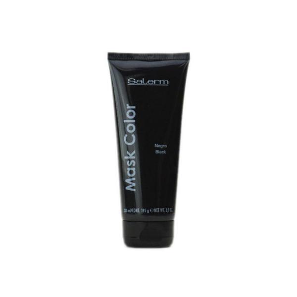 Salerm Cosmetics Mask Color Negro 200ml