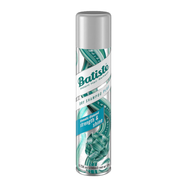 Batiste Dry Champú Strength and Shine 200ml
