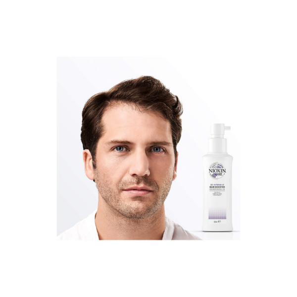 Nioxin 3d Intensive Hair Booster Tratamiento Intenso 100ml