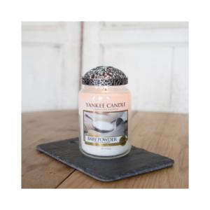 Yankee Candle Vela En Tarro Baby Powder 623gr