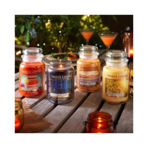 Yankee Candle Vela En Tarro Dreamy Summer Nights 623gr