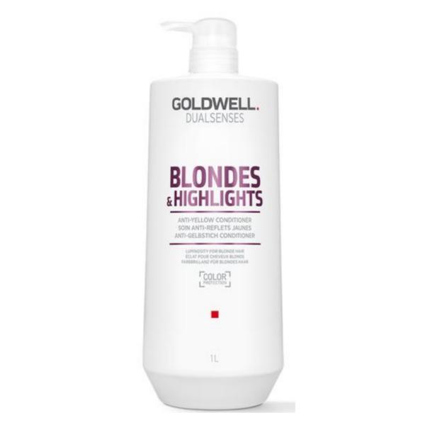 Goldwell Dualsenses Acondicionador Blondes & Highlights 1000ml