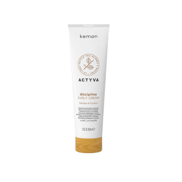 Kemon Actyva Disciplina Curly Cream 150ml