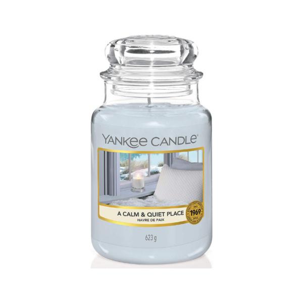 Yankee Candle Vela En Tarro A Calm & Quiet Place 623gr