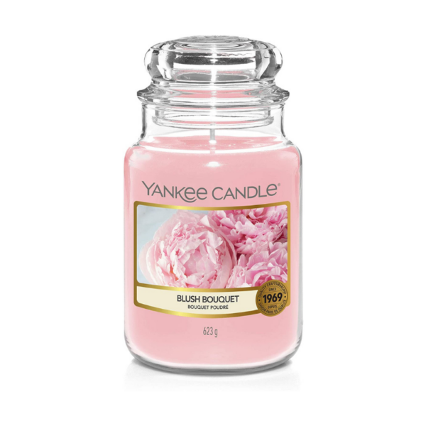 Yankee Candle Vela En Tarro Blush Bouquet 623gr