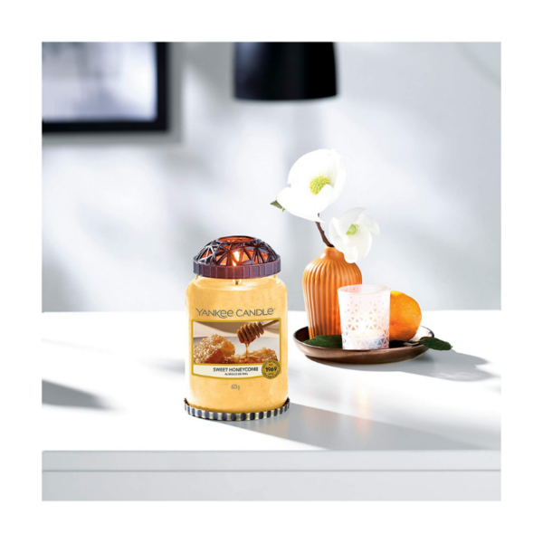 Yankee Candle Vela En Tarro Sweet Honeycomb 623gr