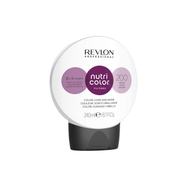 Revlon Nutri Color Filters 200 Violeta 240ml