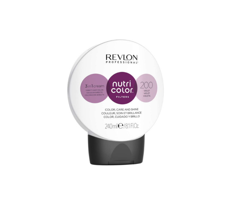 Revlon Nutri Color Filters 200 Violeta 240ml
