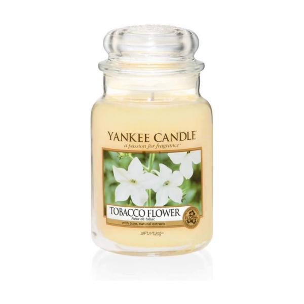 Yankee Candle Vela En Tarro Tobacco Flower 623gr