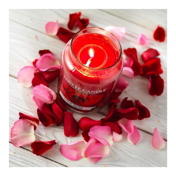 Yankee Candle Vela En Tarro True Rose 623gr