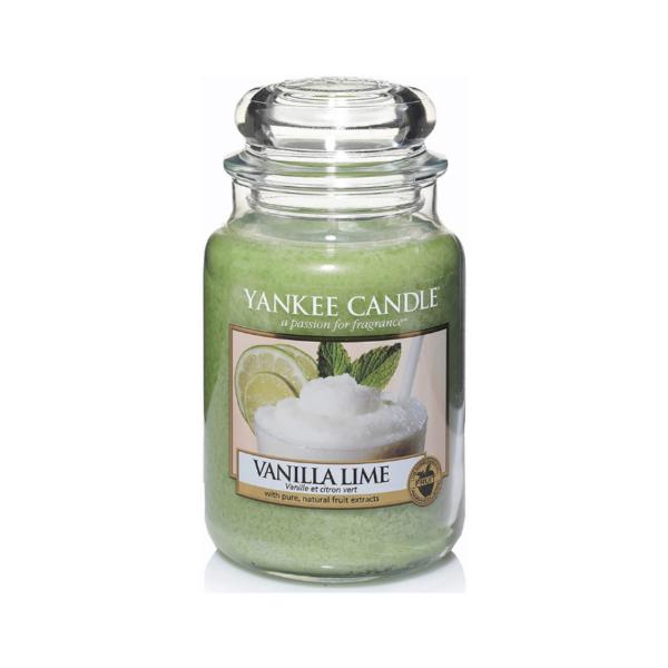 Yankee Candle Vela En Tarro Vanilla Lime 623gr