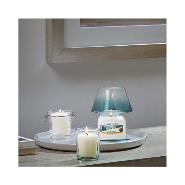 Yankee Candle Vela En Tarro Clean Cotton 104gr
