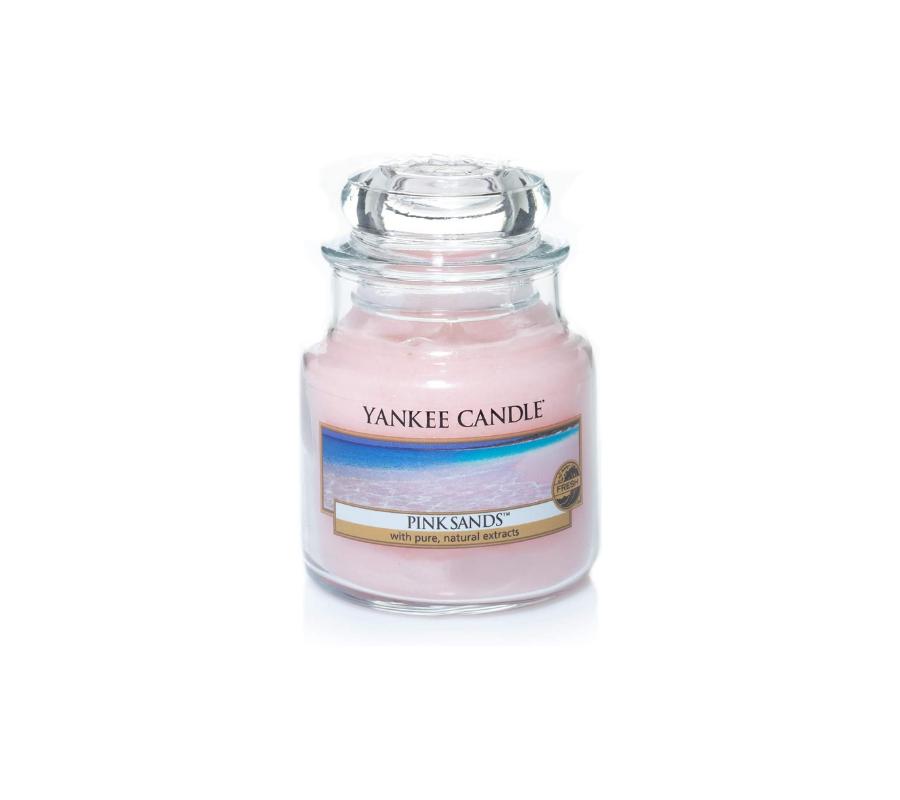 Yankee Candle Vela En Tarro Pink Sands 104gr
