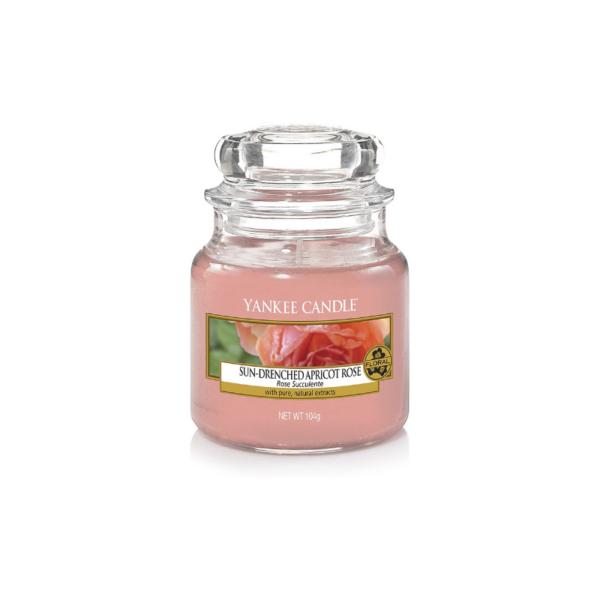 Yankee Candle Vela En Tarro Sun-Drenched Apricot Rose 104gr