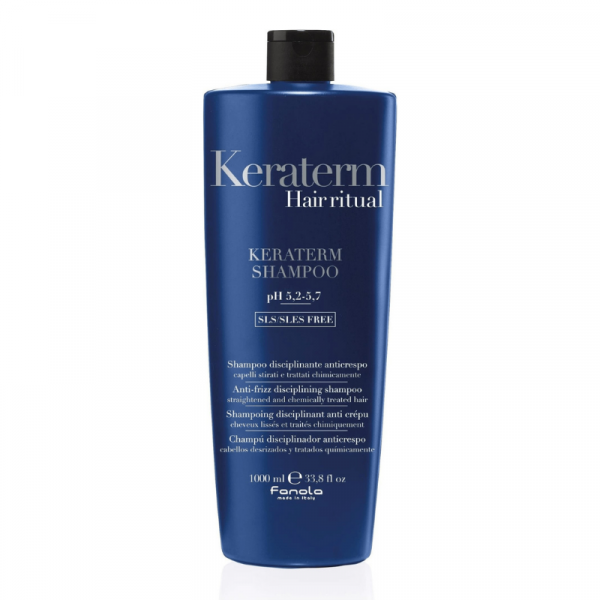 Fanola Keraterm Hair Ritual Champú 1000ml