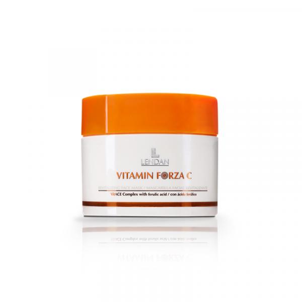 Lendan Vitamin Forza C Mascarilla Facial Revitalizante 200ml