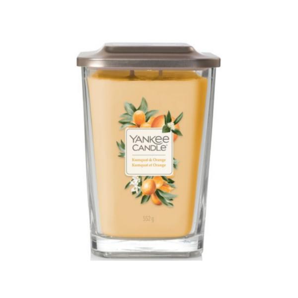Yankee Candle Vela En Tarro Kumquat y Orange 552gr