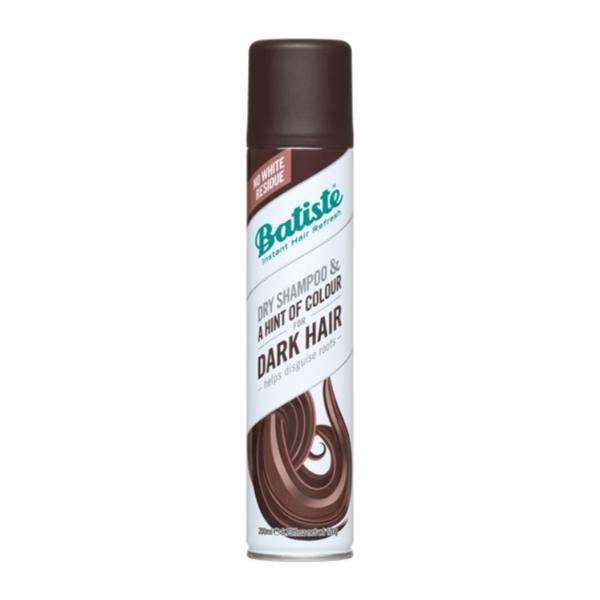 Batiste Dry Champú Dark Hair 200ml