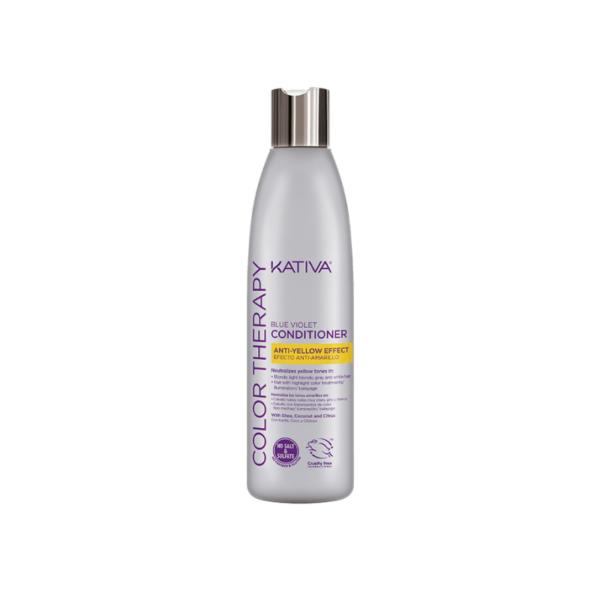Kativa Color Therapy Anti-Yellow Acondicionador 250ml