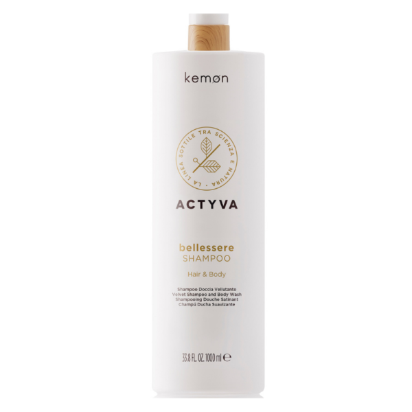 Kemon Actyva Bellessere Champú 1000ml
