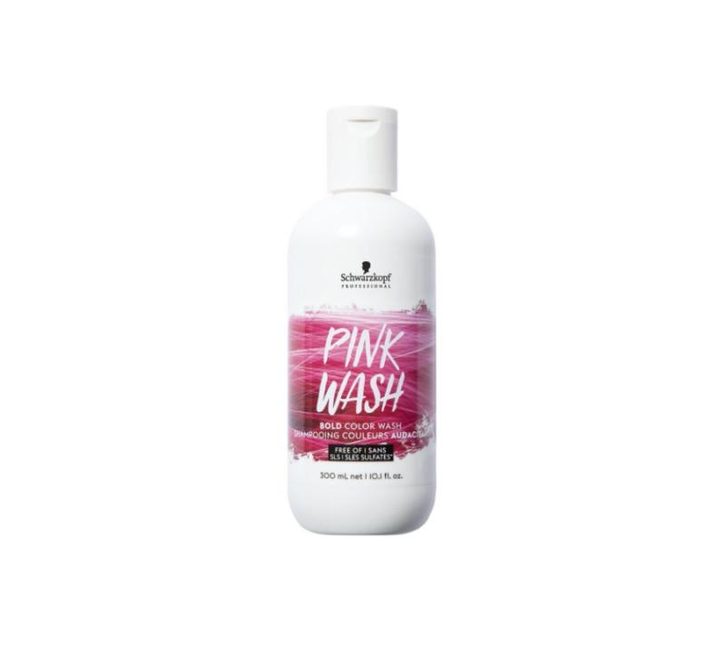Schwarzkopf Bold Color Wash Pink Wash 300ml