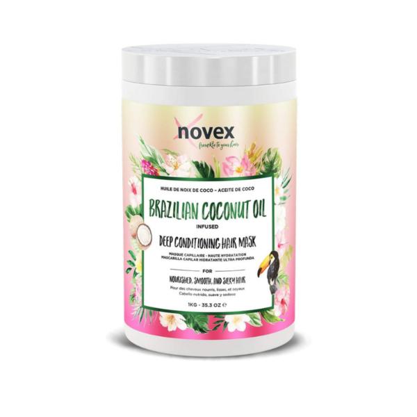 Novex Brazilian Coconut Oil Mascarilla 1kg